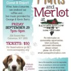Mutts and Merlot 2017 for Save-A-Pet!!!!!!